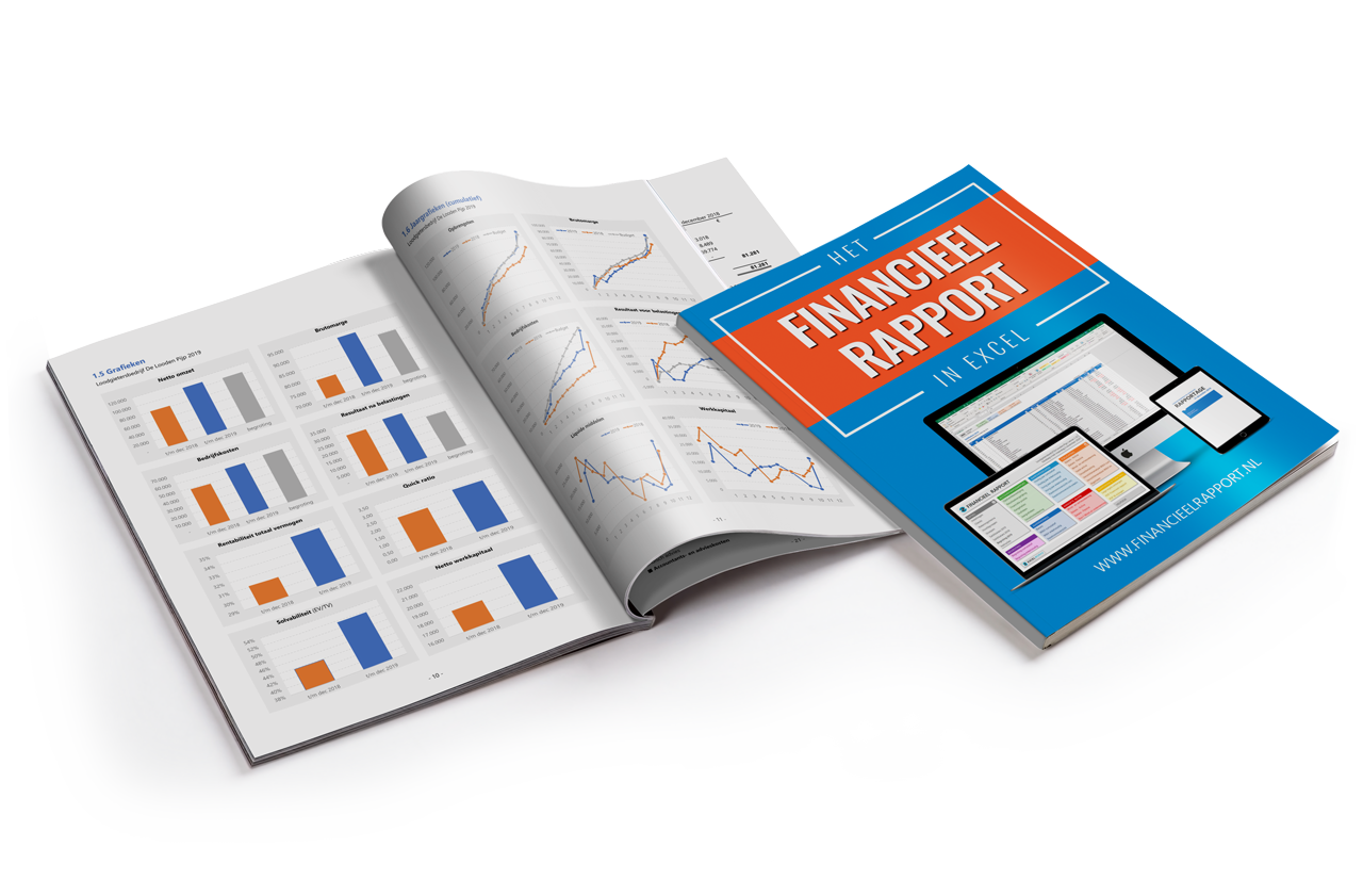 Handleiding Financieel Rapport in Excel